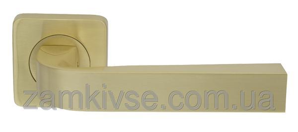 ARMADILLO Ручка раздельная KEA SQ001-21SG-1 матовое золото