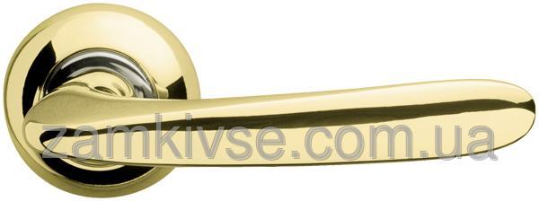 ARMADILLO Ручка раздельная Pava LD42-1GP/CP-2 золото/хром