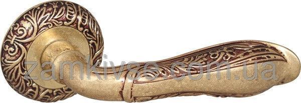 FUARO Ручка раздельная DINASTIA SM RB-10 французское золото