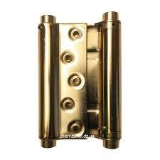 Барная петля MERT № 33 ( 140\120 мм ) золото