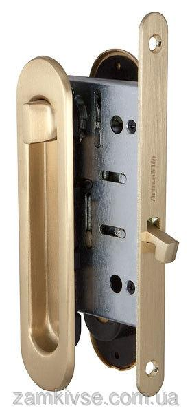 ARMADILLOНабор для раздвижных дверей SH011-BK SG-1 Матовое золото