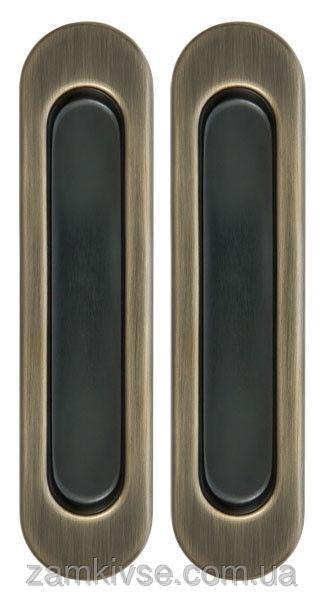 ARMADILLOРучка для раздвижных дверей SH010-AB-7 бронза