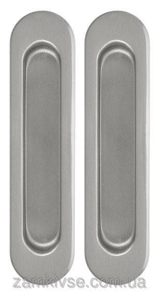 ARMADILLOРучка для раздвижных дверей SH010-SN-3 матовый никель