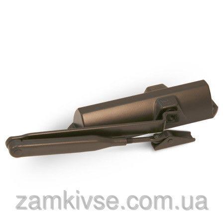 Доводчик дверной DORMA TS68 2-4 коричневый
