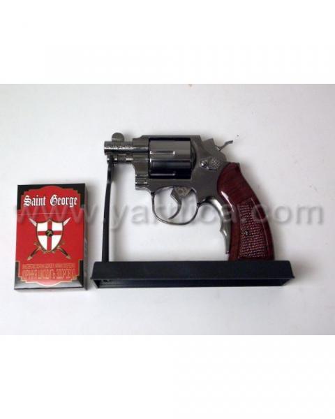 Револьвер-зажигалка Smith & Wesson, 14см - 1020