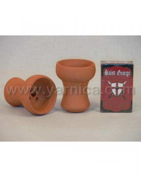 Чаша ТУРЕЦКАЯ внешняя, красная глина - 14937
