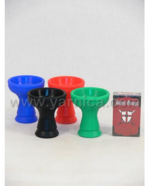 Чашка внешняя, силиконовая - 15113