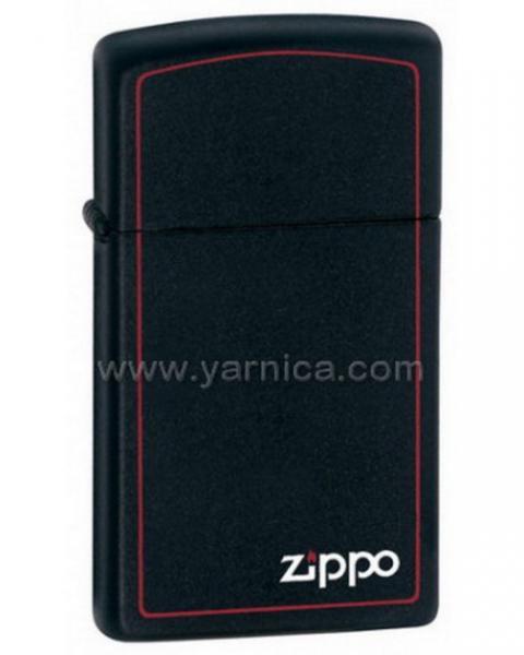ZB ZIPPO BLACK MATTE - 1618