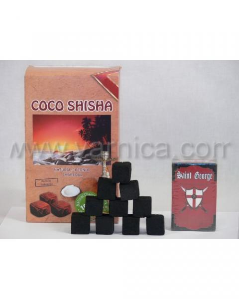 Уголь кокосовый, COCO SHISHA, 1кг - 29751,72