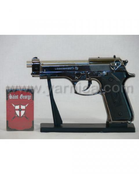 Пистолет-зажигалка, Pietro Beretta, M-9, 21см - 3132