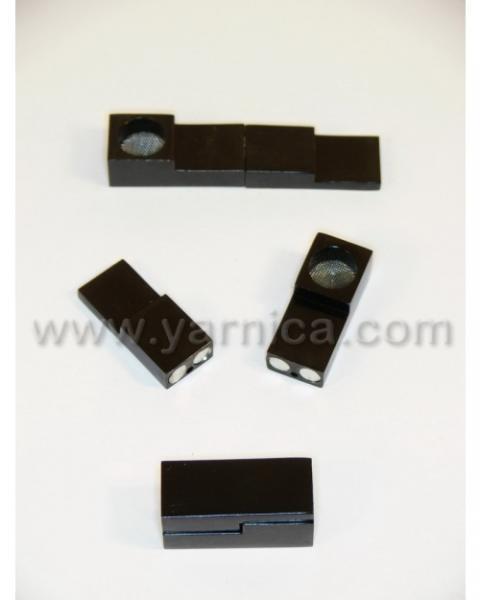 Трубка-магнит, трансформер, металл, 7,5см - 8838