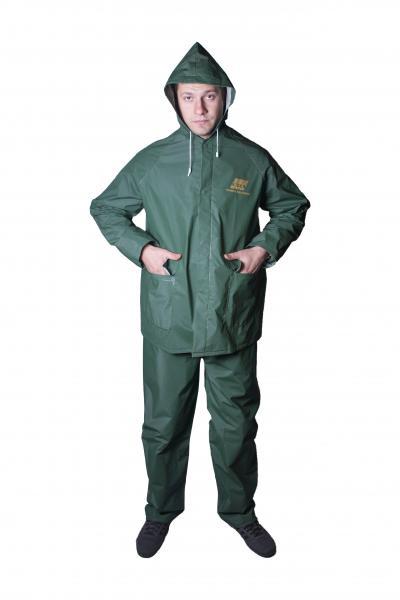 Костюм дождевик EOS (зеленый)-размер