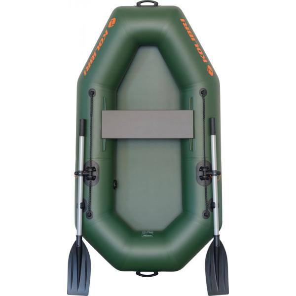 Лодка надувная Колибри K-190 (1-местная) без слани