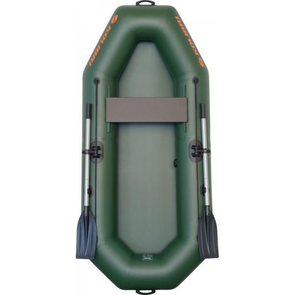 Лодка надувная Колибри K-230 (1-местная) без слани