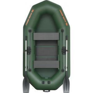 Фото  Лодки и аксессуары, Лодки надувные из ПВХ, Лодки Колибри Лодка надувная Колибри K-250T (2х-местная) + слань