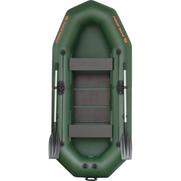 Лодка надувная Колибри K-290T (2х-местная) + слань