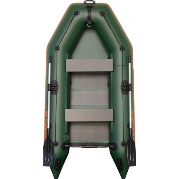 Лодка надувная Колибри KM-280 (моторная) без слани