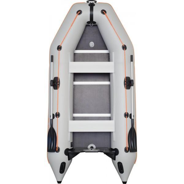 Лодка надувная Колибри KM-330 D NEW(килевая)+слань