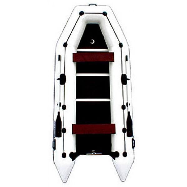 Лодка надувная Колибри KM-360 D NEW(килевая)+слань