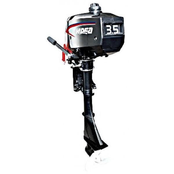 Лодочный мотор Hidea - 3,5 FHS/FHВS (2 тактный)