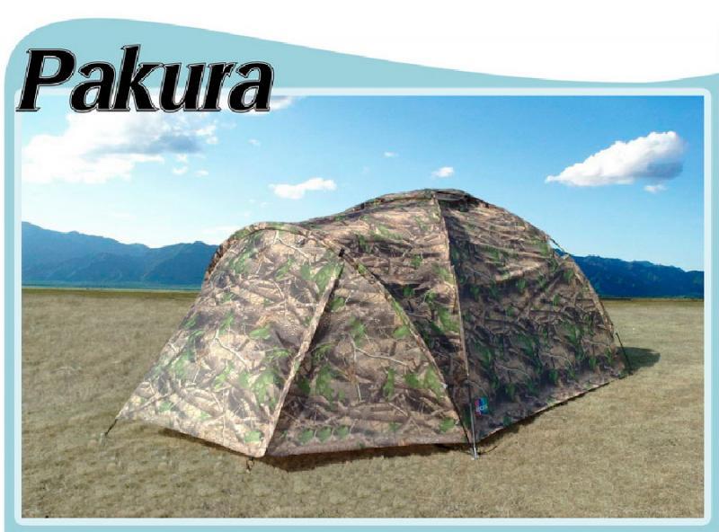Палатка EOS Pakura (3-x местная)