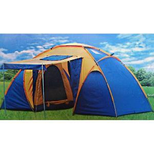 Фото  Товары для туризма, Палатки туристические, зонты Палатка камо-4003-2комнаты