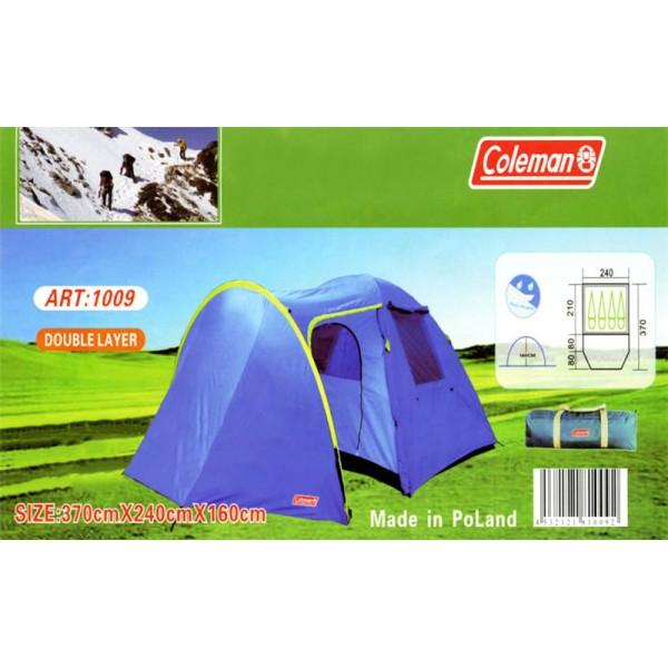 Палатка Сoleman-1009 (4-x местная)