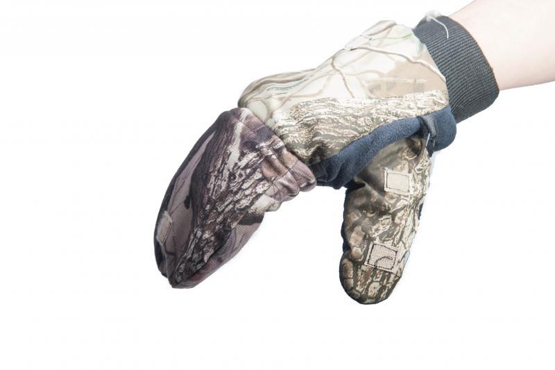 Перчатки  рыбака(зим)-lindeman