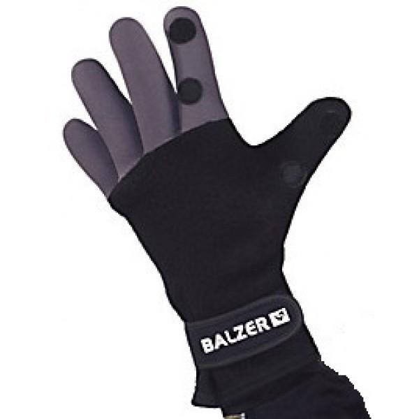 Перчатки Balzer напальчник(для карповой ловли)