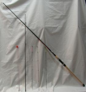 Фото  Рыбалка, Спиннинговые удилища, Удилища Фидерные и Пикерные Пикер Delta Dart - 2,7