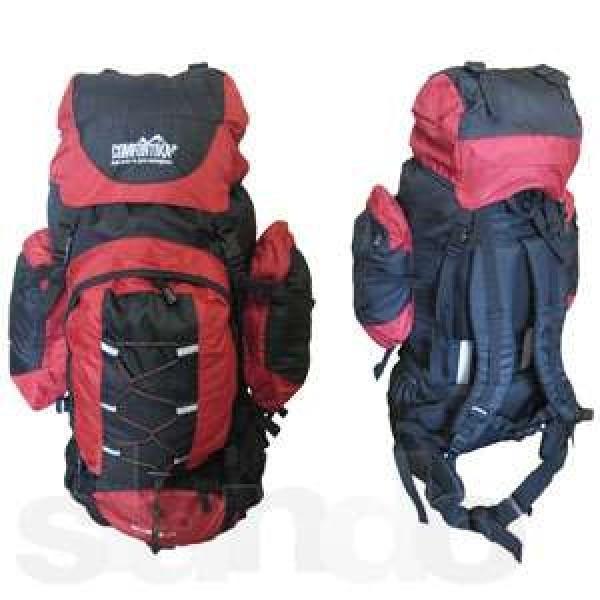 Рюкзак EOS 9202 (красный 80л)