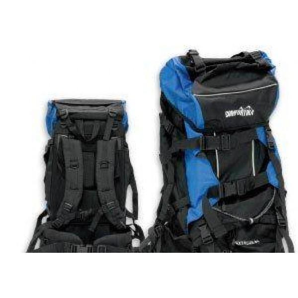 Рюкзак EOS 9202В (синий 80л)