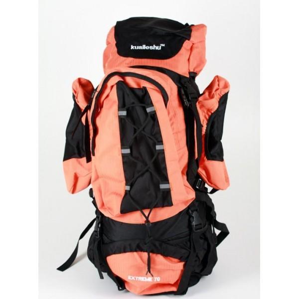 Рюкзак EOS 9203D (оранжевый 70л)
