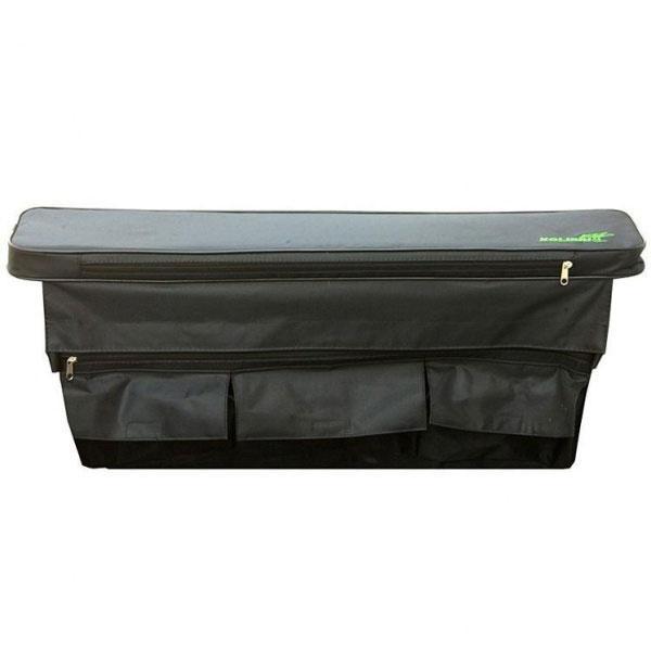 Сиденье мягкое+сумка 102х25см черный (31.106.32)