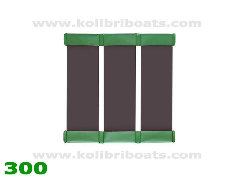 Слань-коврик К-220-290 (21.001.22)коричневый
