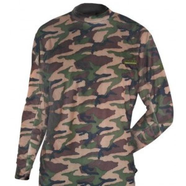 Кофта Norfin Thermo Line (camo)