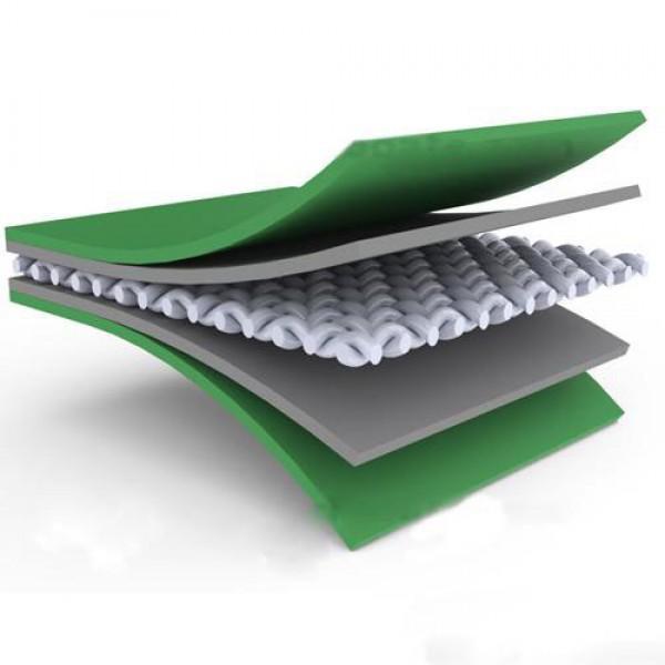 Латки ПВХ 100*100мм-зеленый (13.010.3.01)