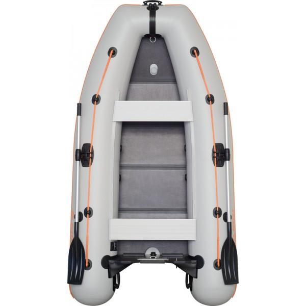Лодка надувная Колибри KM-300 DL (килевая)+слань