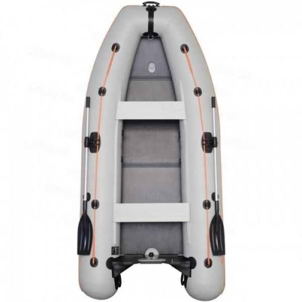 Лодка надувная Колибри KM-300 DL (цветная)+слань