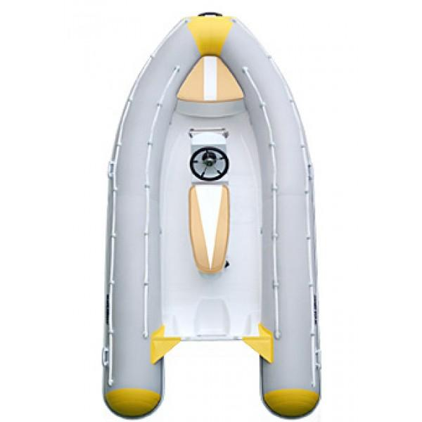 Лодка надувная Колибри RIB-400 (люкс)