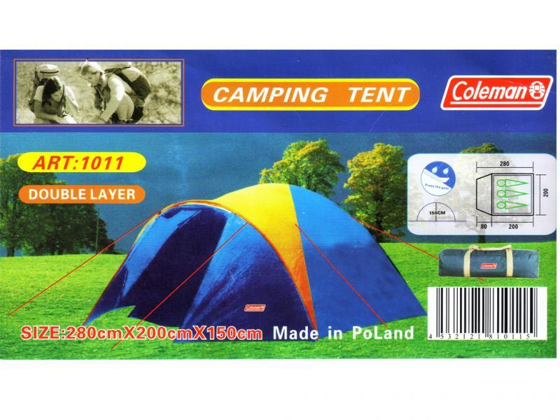 Палатка Сoleman-1011 (3-x местная)
