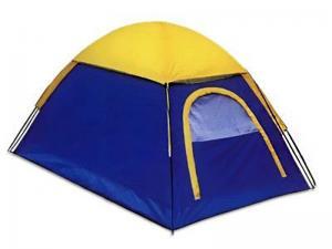 Фото  Товары для туризма, Палатки туристические, зонты Палатка Сoleman-3005 (2х-местная)