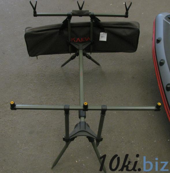 Род Под Kaida А9-5 (на 3 удилища) купить в Харькове - Подставки для удилищ