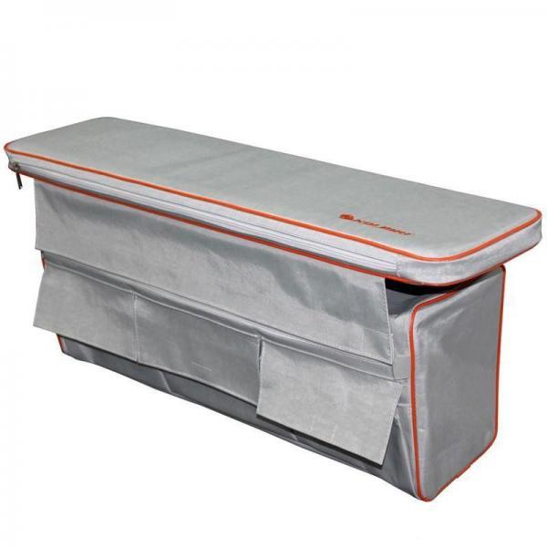 Сиденье мягкое+сумка 84х20см цветной (31.104.34-47)