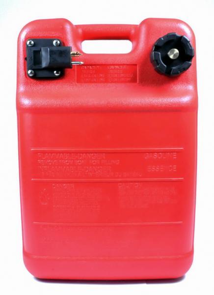 Топливный бак (c коннектором)-12 л