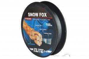 Фото  Рыбалка, Шнур, мононить Шнур Snow Fox Elite-100м