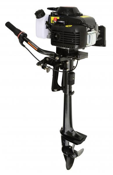 Лодочный мотор Шмель 3,6 л/с (4 тактктный)