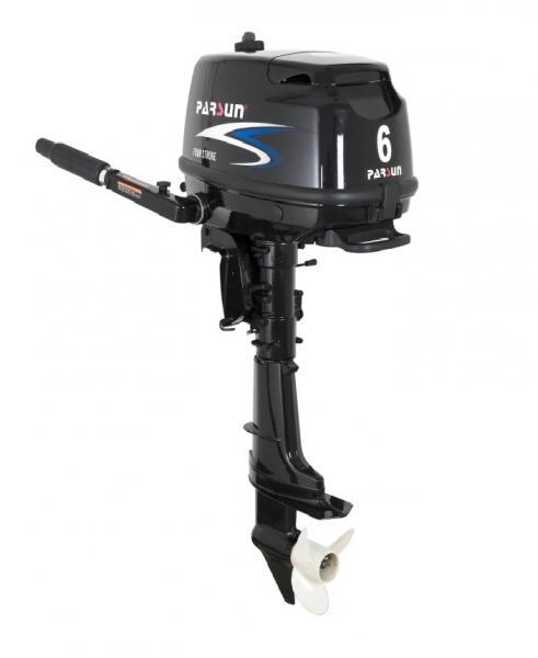 Лодочный мотор Parsun  - F6 BMS (4 тактный)