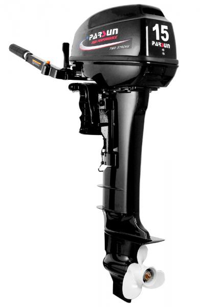 Лодочный мотор Parsun - Т15 BMS PRO (2 тактный)