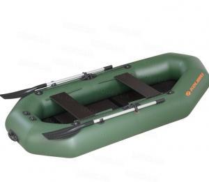 Фото  Лодки и аксессуары, Лодки надувные из ПВХ, Лодки Колибри Лодка надувная Колибри K-270T (2х-местная) + слань книжка